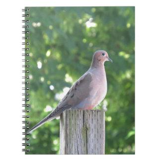 Dove Notebook