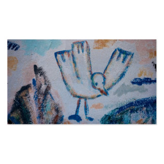 Dove of Peace Business Card
