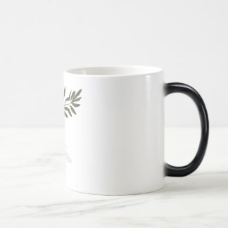 Dove of Peace Magic Mug