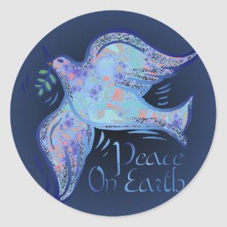 Dove of Peace Sticker