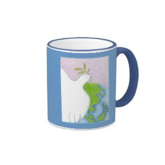Dove Season's Greetings Mug