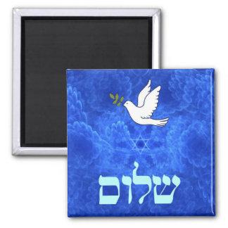 Dove - Shalom Magnet