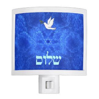 Dove - Shalom Night Lites