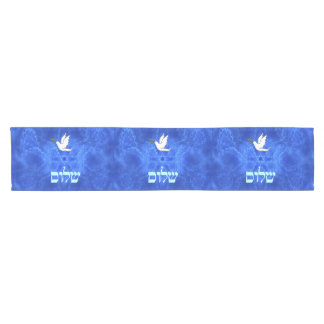 Dove - Shalom Short Table Runner