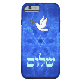 Dove - Shalom Tough iPhone 6 Case