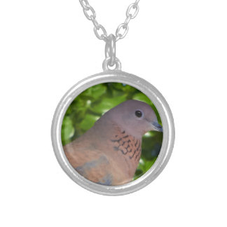 Dove Silver Plated Necklace