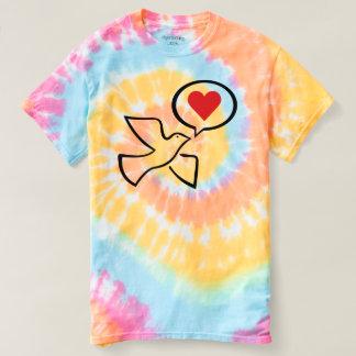 Dove Sings Peace T-shirt