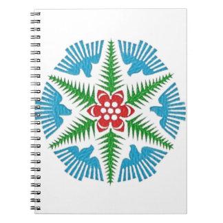 Dove Snowflake Notebook