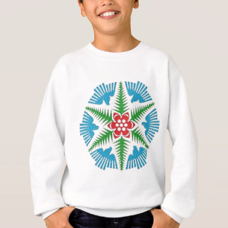 Dove Snowflake Sweatshirt
