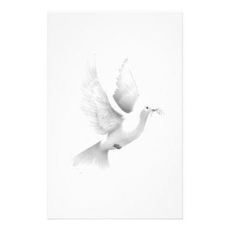 dove stationery