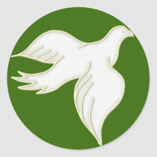 Dove Sticker