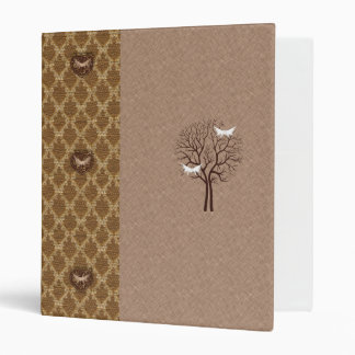 Dove Tree one Vinyl Binders