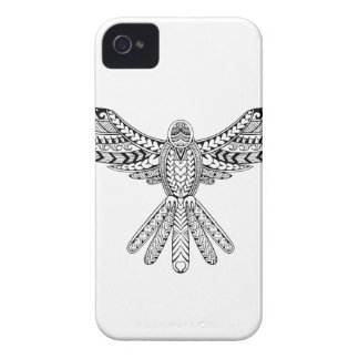 Dove Tribal Tattoo iPhone 4 Cases