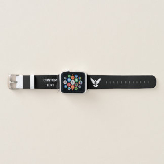 Dove with Cross Apple Watch Band