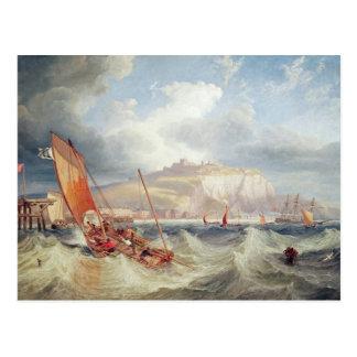Dover, 1857 postcard
