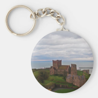 Dover Castle Keychain