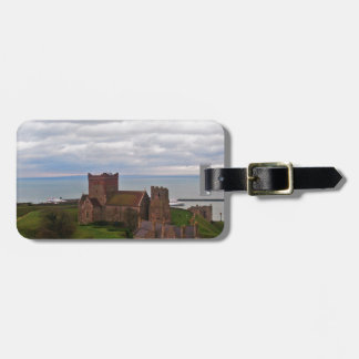 Dover Castle Luggage Tag