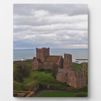 Dover Castle Plaque