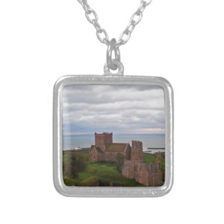 Dover Castle Silver Plated Necklace