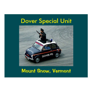 Dover Special Unit: Postcards