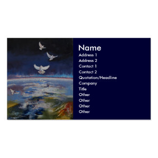 Doves Business Cards