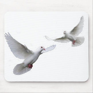doves mouse pad