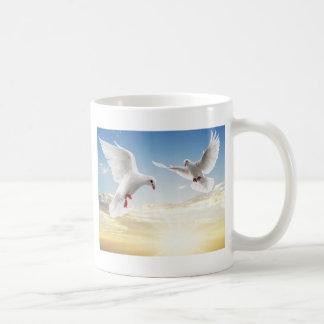 Doves Coffee Mugs