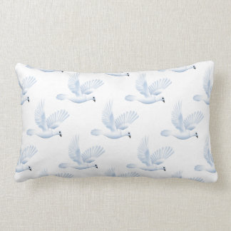 Doves Throw Pillows