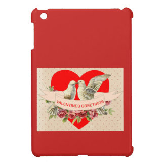 Doves Valentine Ipad Cover