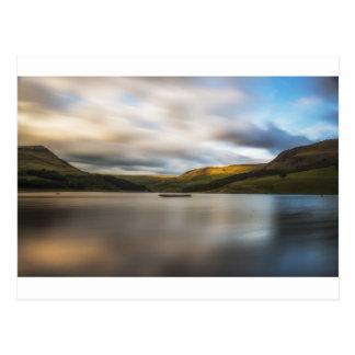 Dovestone Reservoir Postcard