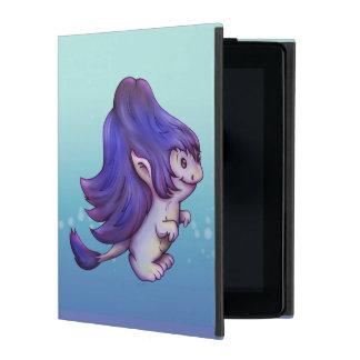 DOVIC ALIEN CUTE Powis iCase iPad 2/3/4 Case iPad Folio Case
