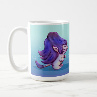 DOVIC ALIEN MONSTER CARTOON Classic Mug