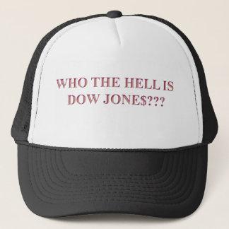 DOW JONES TRUCKER HAT