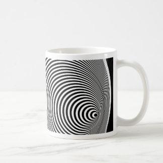 Down a Pipe Coffee Mug
