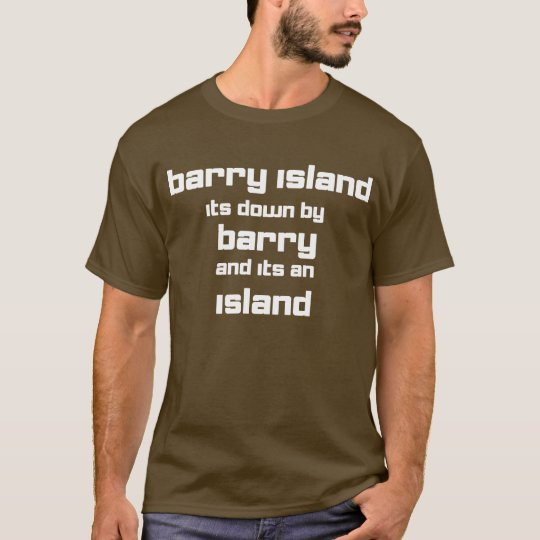 Down By Barry T-Shirt
