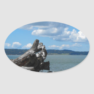 Down By The Sea Sticker