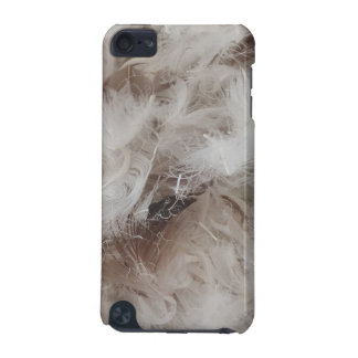 Down Comforter Feathers Photography Funny iPod Touch (5th Generation) Cover