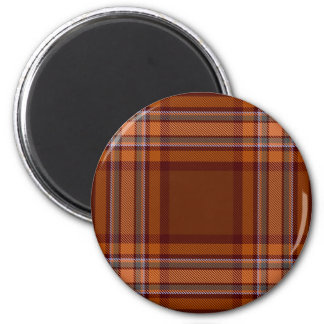 Down County Irish Tartan Magnet
