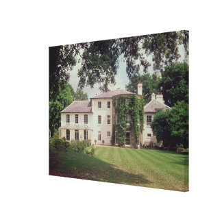 Down House, the home of Charles Darwin Gallery Wrapped Canvas