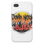 down neck newark iPhone 4/4S case