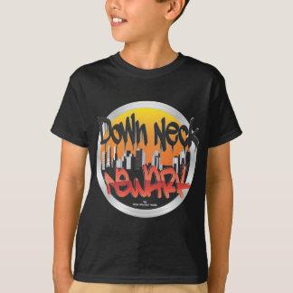 down neck newark T-Shirt