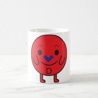 Down quark coffee mug