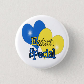 Down Syndrome Awareness 1 Inch Round Button