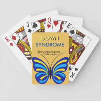 DOWN SYNDROME PLAYING CARDS