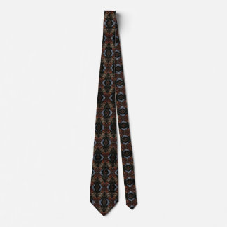 Down to earth tie