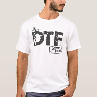 Down To Fight Cancer T-Shirt