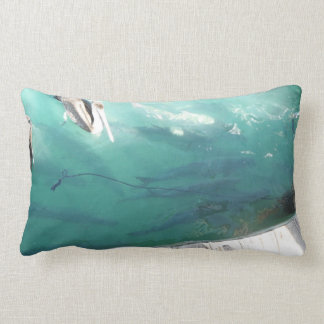 Down To Fish Tarpon pillow