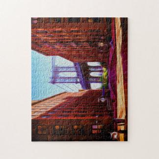 Down Under Manhattan Bridge overpass Puzzle