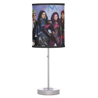 Down With Auradon Desk Lamps