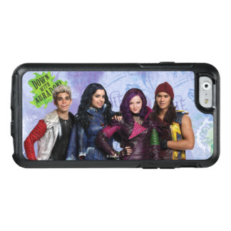 Down With Auradon OtterBox iPhone 6/6s Case